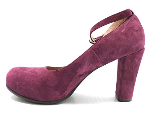 ESSENZE , Escarpins pour femme violet Prune