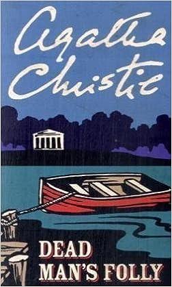 Dead Man's Folly (Poirot) by Christie, Agatha Masterpiece