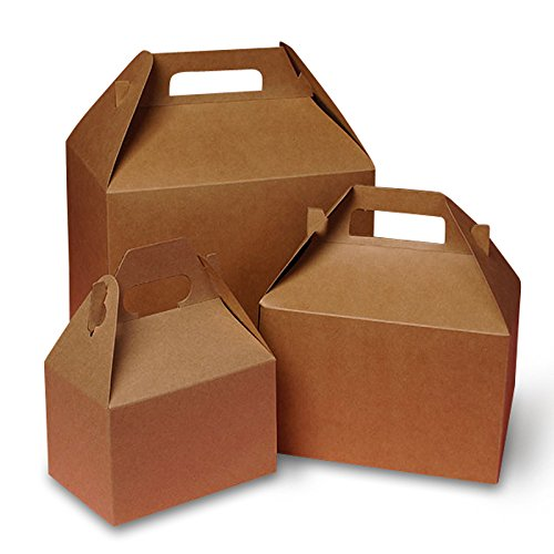 Cardboard Kraft Gable Boxes 9