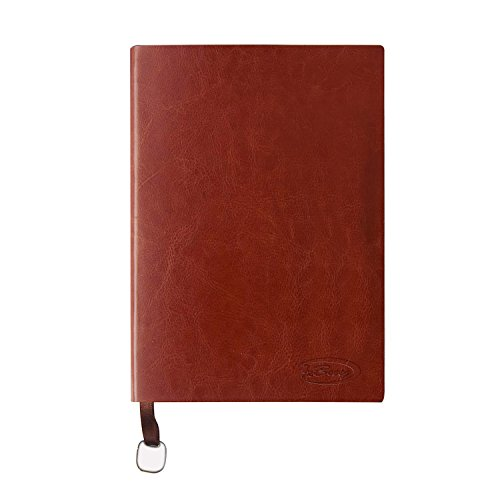 Leather Notebook izBuy Journal Yellowbrown product image