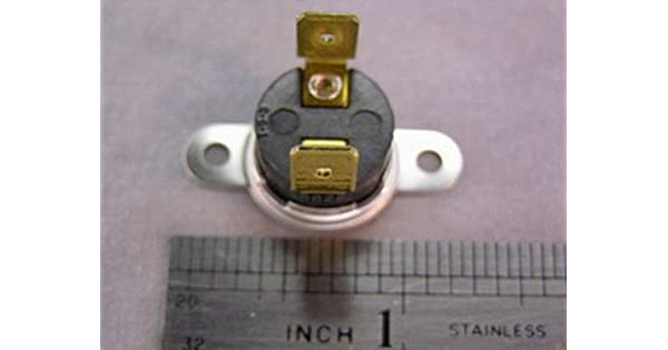 20 Therm-O-Disc 36T22 115C Auto Reset Disc Thermostats