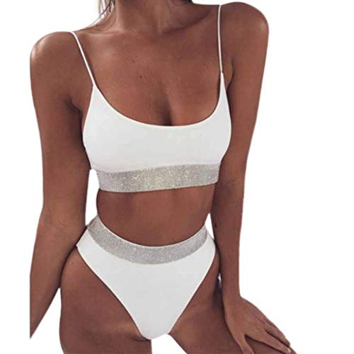 Women's Sexy Long Lace Lingerie Nightdress Sheer Gown Chemise G-String White