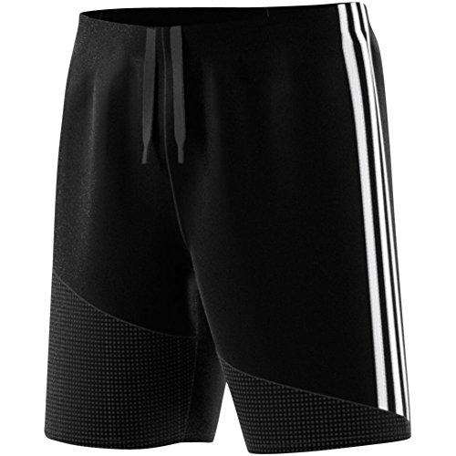 Adidas Custom Fit Shorts (Adidas Youth Regista 16 Short Black/White S)