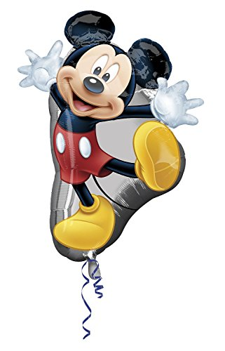(Anagram International 2637301 Mickey Full Body Shop Balloon Pack,)