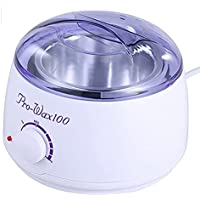 Wen Xi Beauty Mini Hair Removal Waxing Machine, Wax Warmer Portable Electric Hot Wax Warmer Waxing Accessories