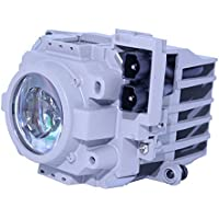 AuraBeam Professional Christie HD10K-M Projector Replacement Lamp with Housing (Powered by Philips)