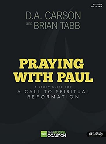 praying with paul study guide d a carson 9781430032120 amazon rh amazon com Administrative Support Assistant HP Support Assistant Updates