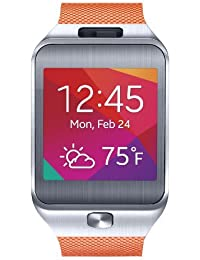 Gear 2 Smartwatch - Metallic Orange (US Warranty) (Discontinued by Manufacturer)
