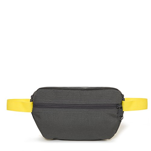 23 2 yellow Eastpak cm Springer Bag Bum Grey L Black UxffqBpan