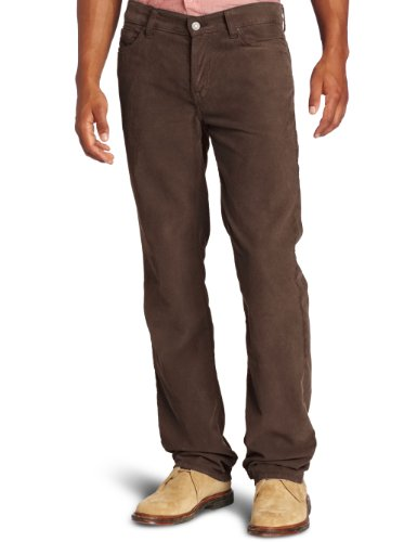 7 For All Mankind Men's The Standard Classics Corduroy Pant, Sequoia Brown, -