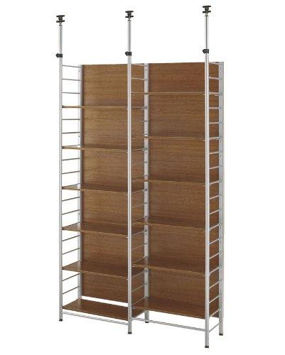スクリーンラック HTR-120M storage furniture 収納家具 ホーム 新生活 入学 新社会人 新入社 家具 衝立 棚 ボックス B00BZINDZU