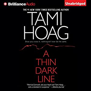 A Thin Dark Line Hörbuch