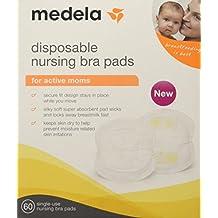 Medela Disposable Nursing Bra Pads - 60 Pack
