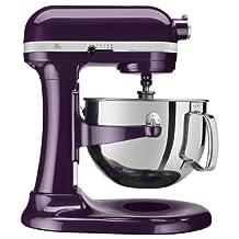 Kitchenaid Professional 600 Stand Mixer in Plumberry Purple by KitchenAid