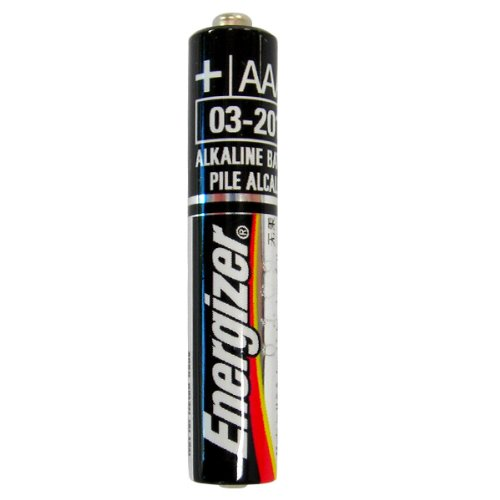 Energizer - AAAA Alkaline Battery for Laser Pointers, Penlights, Computer Stylus, and Others