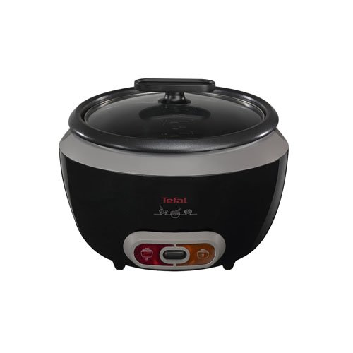 Tefal RK1568UK Cool Touch Rice Cooker, (20 Portions), 700 W, 1.8 Litre,...