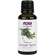 NOW Essential Oils Juniper Berry Oil,1-Ounce