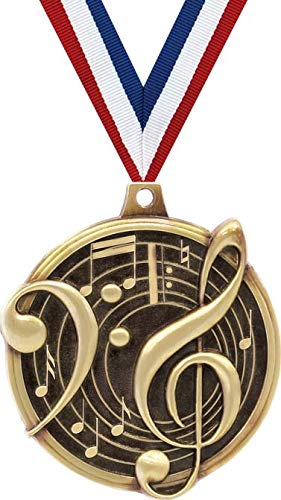 Crown Awards Music Medals - 2