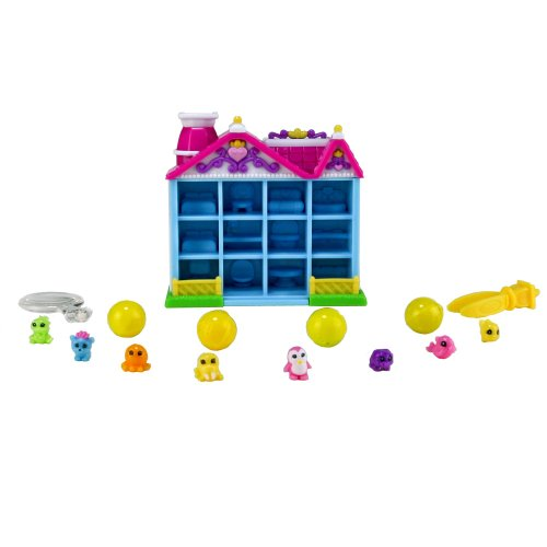Squinkie Girl Zinkies Doll House product image
