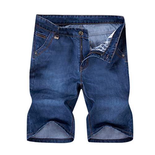 iHPH7 Jean Men,Pocket Jeans Men,Regular Fit Jeans Men,Relaxed Jeans Men, Ripped Jeans for Men,Slim Fit Jean Men,Skinny Jeans for Men,Straight Fit Jeans Men 38 1- Blue