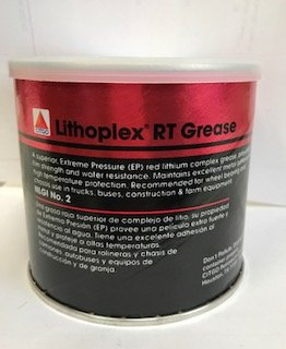 Lithoplex RT Wheel Bearing and Multipurpose Heavy Duty EP Grease