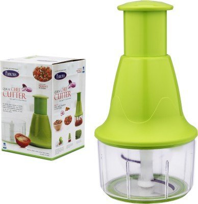 Famous Quick Cheff Vegetable & Fruits Chopper/Cutter with Ea
