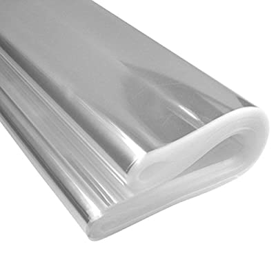 Temkin 1215C, 12x15-Inch Clear Cellophane Sheets, Wrap Take Out Disposable Catering Sheets
