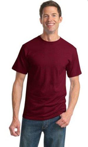 - JERZEES Adult Dri-Power Heavyweight Blend T-Shirt , 3XLarge, Cardinal