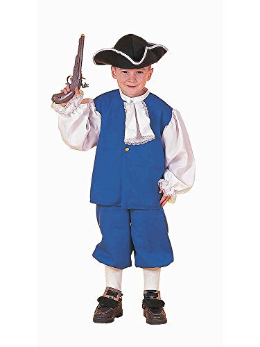 Forum Novelties Colonial Boy Costume, Child's Large ()
