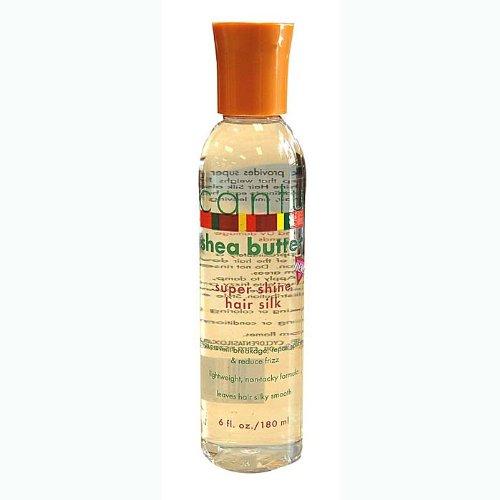 Cantu Super Shine Hair Silk, Shea Butter 180 ml 0096