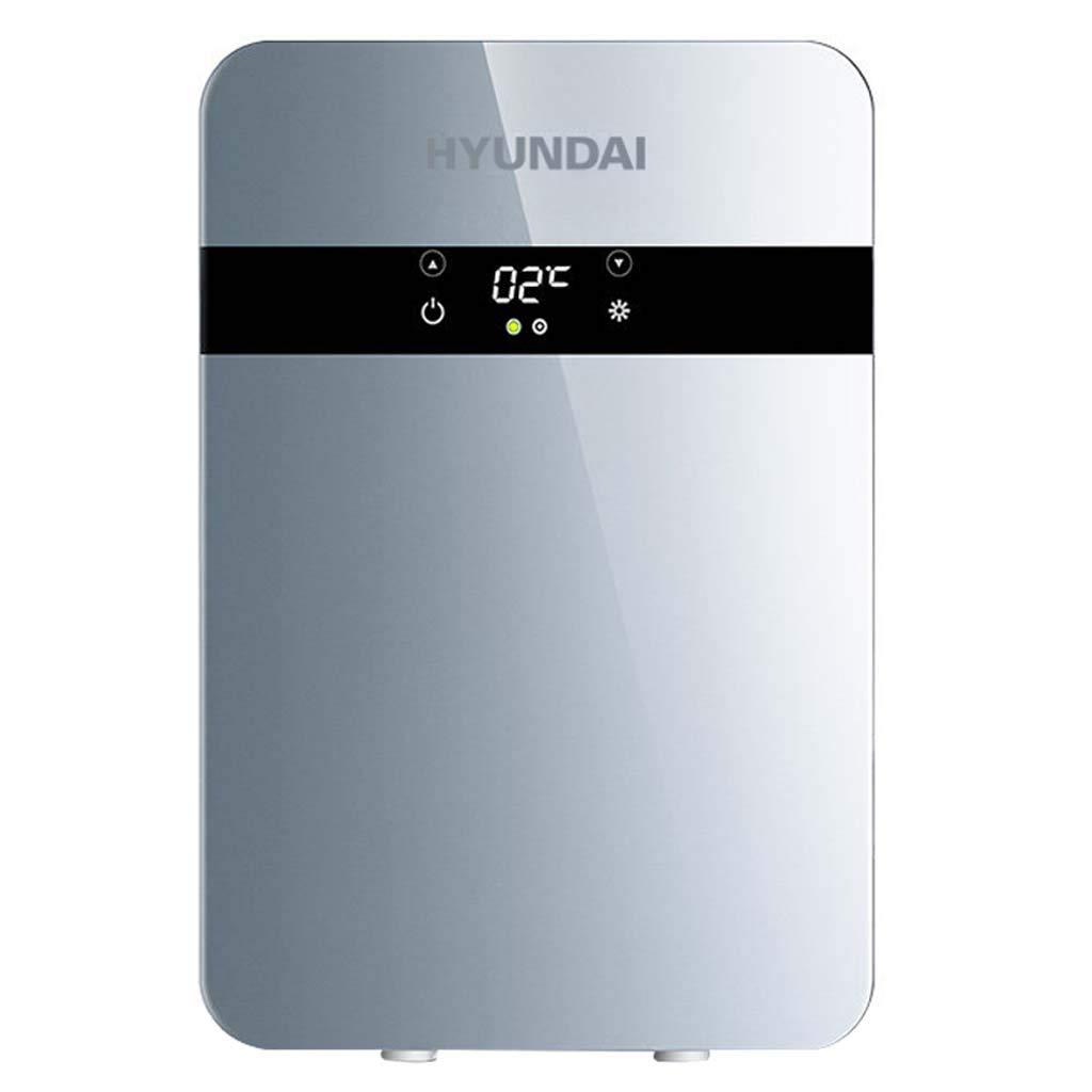 salida para la venta plata Dual core CNC Roscloud Mini Refrigerador Refrigerador Y Y Y Calentador   Capacidad 20l   Compacto, PortáTil Y Silencioso   Compatibilidad AC + DC Power  la red entera más baja
