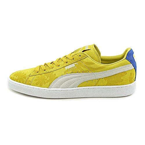 white Nel Puma Da Classic Yellow Suede Vibrant Tropicalia Vivace P8xWa