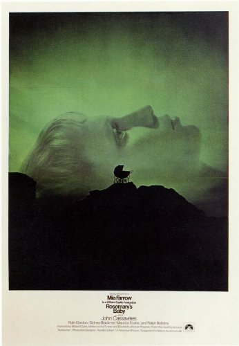 Rosemary's Baby 11 x 17 Movie Poster - Style A