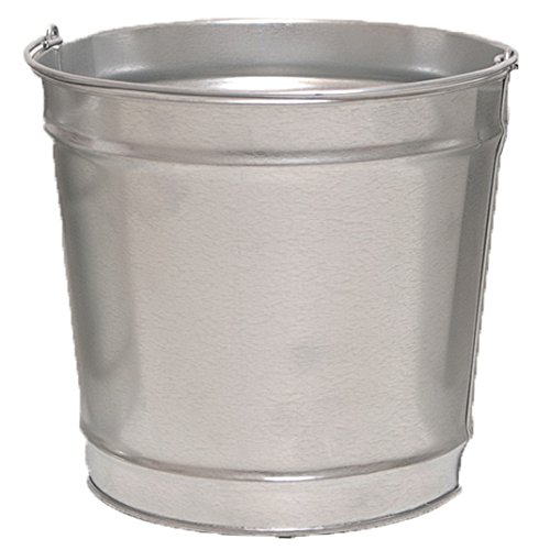12 Qt. Galvanized Steel Pail (1 Pail) by Product Conect (Image #2)