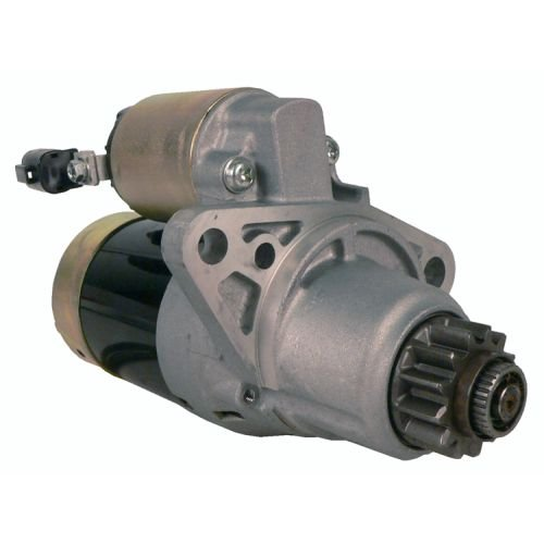 DB Electrical SMT0219 New Starter For Nissan 2.5 2.5L Altima w/ Automatic Transmission (02 03 04 05 06 07) Sentra 2.5L w/AT (02-06) 23300-8J000, 23300-8J001, M0T60781, M1T68781, M1T68781ZC (Automatic Transmission Starter)