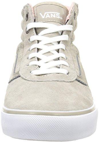 Vans Milton Damen Sneakers Grau (mte/alluminum)