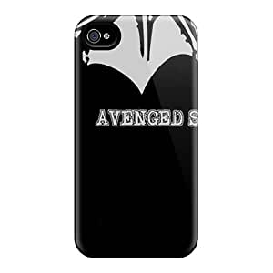 Cute High Quality Iphone 4/4s Avenged Sevenfold Case