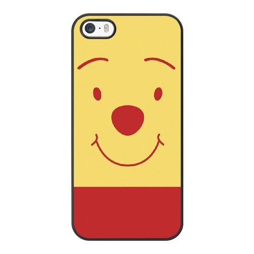 Coque,Coque iphone 5 5S SE Case Coque, Winnie The Pooh Quotes Cover For Coque iphone 5 5S SE Cell Phone Case Cover Noir