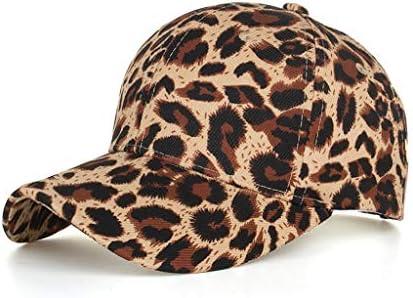 Gorra de béisbol Unisex de algodón con diseño de Leopardo clásico ...