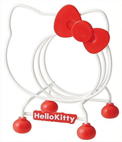 Hello Kitty Wire Cutting Board Organizer Stand Rack Plates Rack from - Accessories Home Kitty Hello