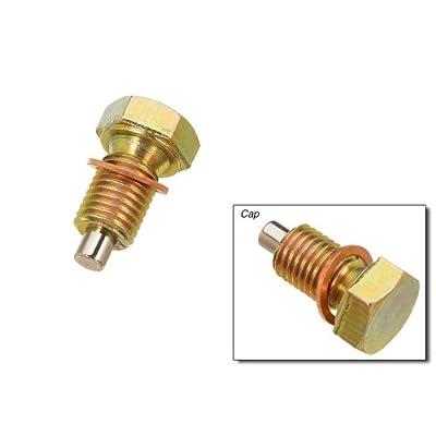 MTC Magnetic Oil Drain Plug: Automotive