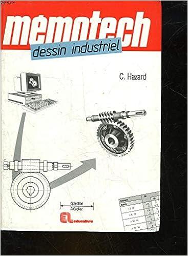 memotech dessin industriel