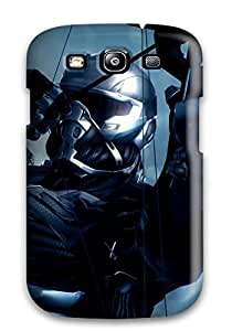 Hot Style FVyzEhr1544CQkfk Protective Case Cover For Galaxys3(crysis)