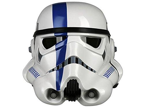 Star Wars Stormtrooper TK Commander Blue Variant - Limited Helmet Edition Stormtrooper