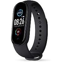 M5 Smart Bracelet Wristband Waterproof Sport Smart Watch Fitness Tracker Watch with Heart Rate Monitor Smart Watch with…