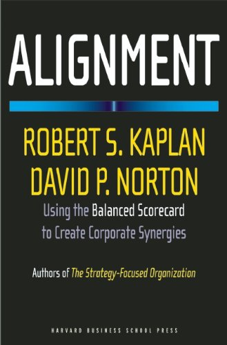Amazon alignment using the balanced scorecard to create alignment using the balanced scorecard to create corporate synergies by kaplan robert s fandeluxe Choice Image