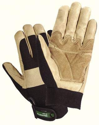 7790XL - X-Large - MechPro Pigskin Grip, Premium Grain Leather Gloves, Wells Lamont - Pack of 12