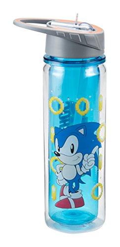 vandor-63075-sonic-the-hedgehog-18-ounce-tritan-water-bottle-multicolored