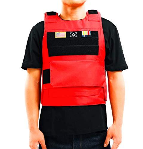 hudson Vest (red)
