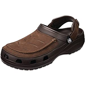 Crocs Men's Yukon Vista Clog | Slip On Shoes for Men with Adjustable Fit